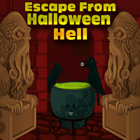Ena Escape From Halloween Hell game