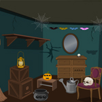 play Scary Halloween House Escape 4