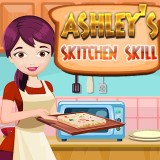 Ashley'S Kitchen Skill game