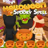 Halloween Spooky Spell game