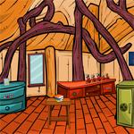 play Mushroom House Escape