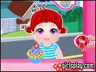 Kids Cupcake Bar game