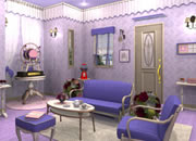Candy Rooms No.17 Purple Girly game