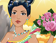 Pocahontas Wedding Dress Up game