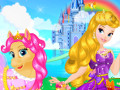 play Princess And Her Pony