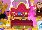 Princess Belle Room game