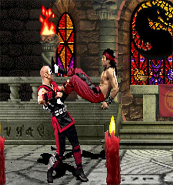 play Mortal Kombat 3