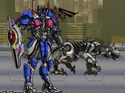 play The Return Of Optimus