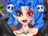 play Halloween Extreme Makeover