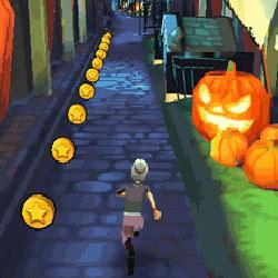 play Angry Gran Run: Halloween