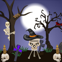 play Halloween Trick Or Treat Escape-2
