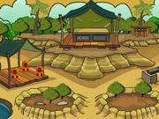play Pumpkin Garden Escape