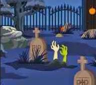 play Halloween Pumpkin Cat Escape
