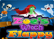 play Zoe'S Witch Flappy