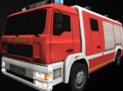 3D Fire Fighter game