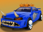 Tune Your Scary Car game
