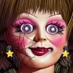 Spooky Make Over game