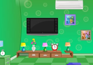 play Games2World Escape From Green Room