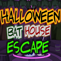 play Ena Halloween Bat House Escape