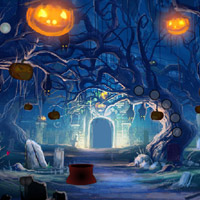play Witch Forest Escape