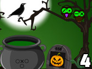 play Halloween Trick Or Treat Escape 4