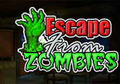 play 123Bee Escape From Zombies