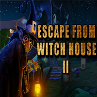 play Escape From Witch House 2