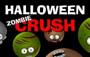 Halloween Zombie Crush game