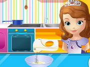 Sofia The First Cooking Pumpkin Tart game