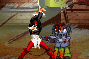 Kof Vs Zombies game