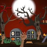 Wow Halloween Trick Or Treat Escape 5 game