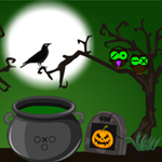 Halloween Trick Or Treat Escape 4 game