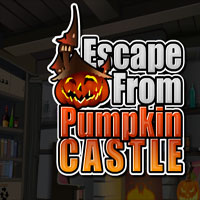 Escape From Pumpkin Castle game