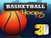 play Basketball Hoops 3D