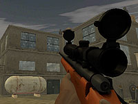 Sniper Training 3D game
