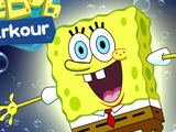 play Spongebob Bubble Parkour