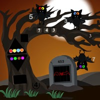 play Wow Halloween Trick Or Treat Escape 7