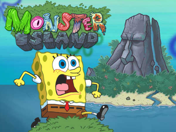 play Spongebob Squarepants: Monster Island