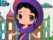 play Baby Around The World India