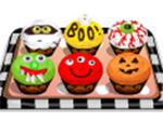 play Spooky Cupcakes