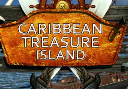 Logic Game Caribbean Treasure Island
