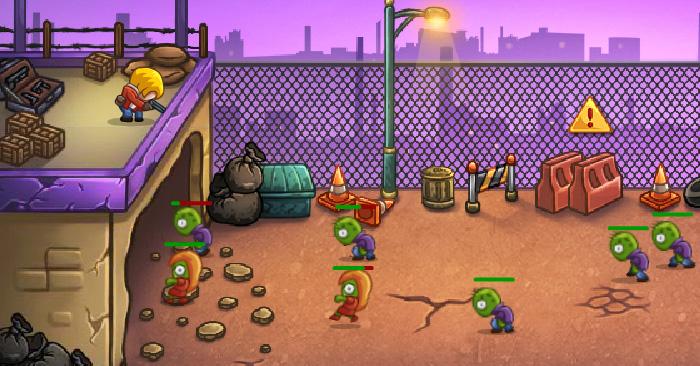 zombo buster rising tower defense