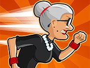 play Angry Gran Run India