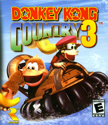 play Donkey Kong Country 3 – Dixie Kong'S Double Trouble