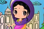 play Baby Around The World: India