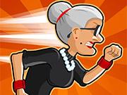 play Angry Gran Run India