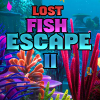 play Wowescape Lost Fish Escape 2