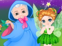 Fairytale Doctor - Baby Fairy game