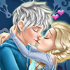 play Play Elsa Kissing Jack Frost