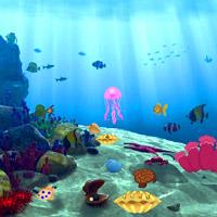 play Wowescape Lost Fish Escape 5